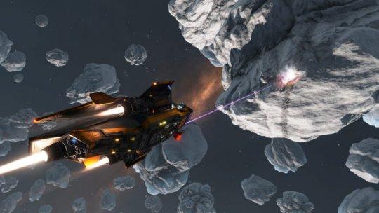 宇宙探索物MMOの最高傑作『エリートデンジャー』PS4版はPSVRには非対応!