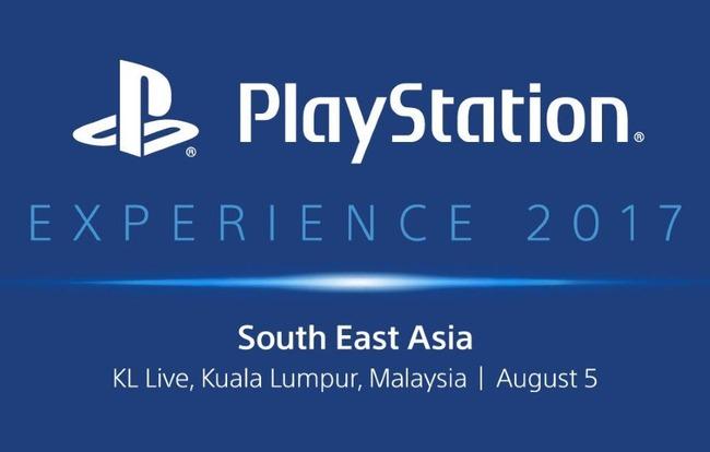 東南アジア向けに『プレイステーション エクスペリエンス2017』が開催決定!未発表タイトルくるー!?