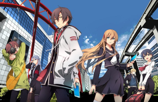 ついにプラットフォーム公開か?!日本ファルコム最新作『東亰ザナドゥ』