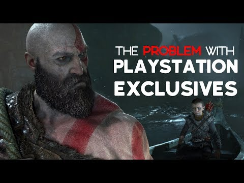 The Problem with First Party PlayStation Exclusives