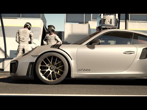 Forza Motorsport 7 Drunk Driving Gameplay Part 1 - Porsche GT2 RS (Xbox One, PC)