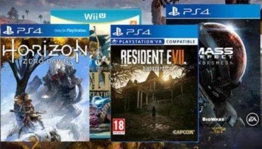 アマゾンがPS4ゲームの大セールを開始!『ホライゾン:ゼロドーン』などの最新ゲームが最大69オフ!いそげええええええええ