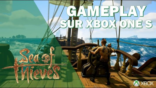 Sea Of Thieves - Gameplay E3 2017 - XBOX ONE S