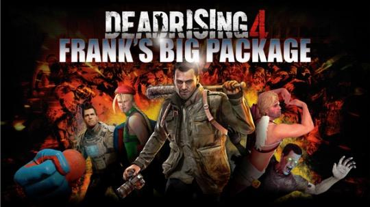 XboxOne独占『デッドライジング 4』がPS4で完全版が発売決定!12月5日発売