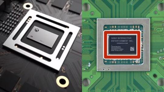 PS4 ProゲームがそのままXbox One Xに移植できた!ゲーム開発者「ゲームソフト開発でXbox One X版とPS4 Pro版の違いはない」