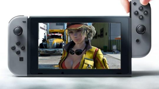 スクエニが任天堂スイッチで『ファイナルファンタジーXV』を出すことを検討中
