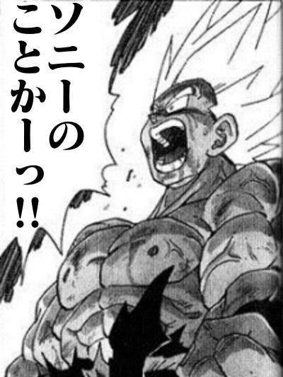 ソニーのことかっ!!!