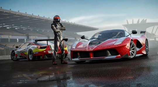 Xbox One X版『フォルツァモータースポーツ 7』ハンズオン!視界深度に不足無し!他のレースゲームが霞んで見える!