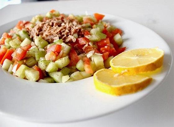 チュニジアサラダ
