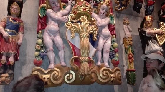 ストックホルム、ヴァーサ博物館