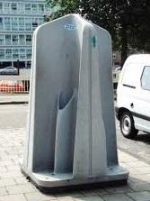 オランダ男性用トイレ