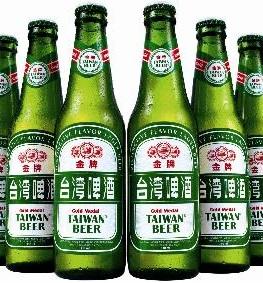金牌・台湾啤酒