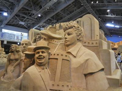 砂の美術館第10期 1