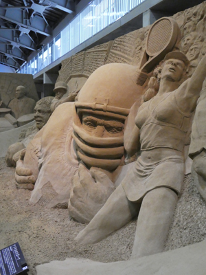 砂の美術館第10期 2