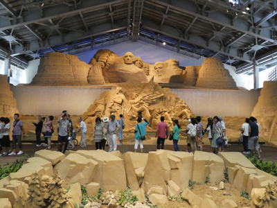 砂の美術館第10期 12