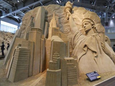 砂の美術館第10期 13
