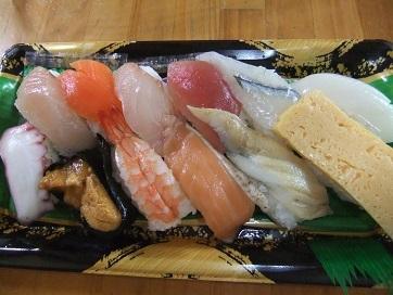 」日東「にぎり寿司