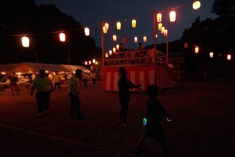 八沢納涼祭2017その3
