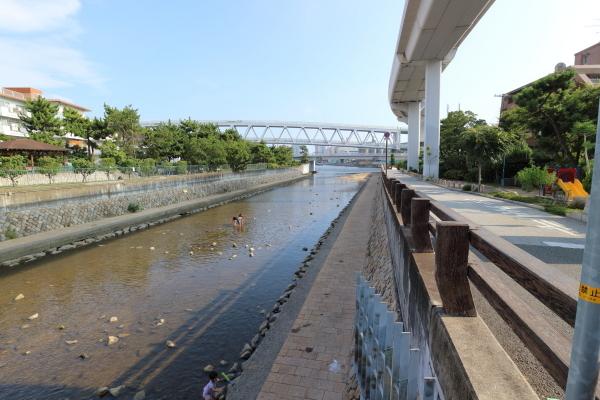 住吉川河口