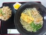 沖縄そば&ジューシー@麺家にらい