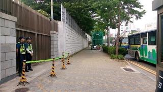 釜山の慰安婦像2