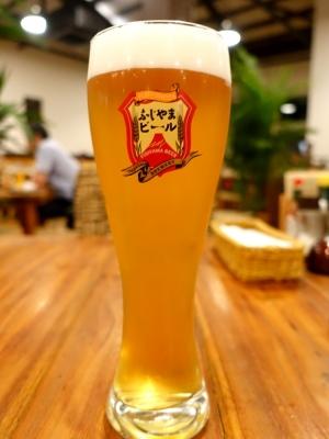 ふじやまビール ハーベステラス