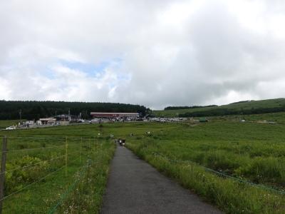 霧ケ峰 霧の駅