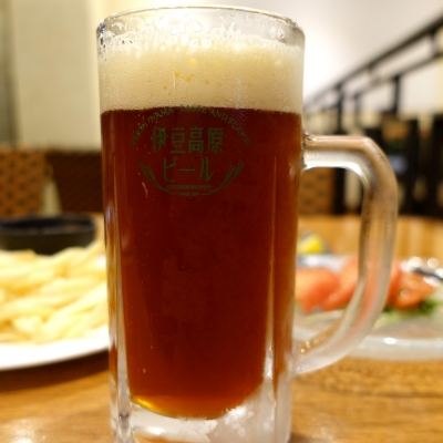 伊豆高原ビール マリンタウン店