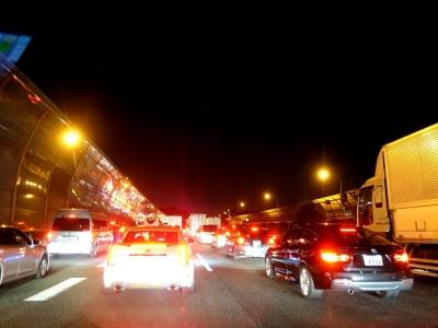 東名の渋滞