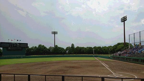 小田原球場