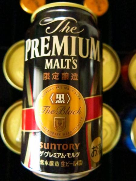 缶ビール3