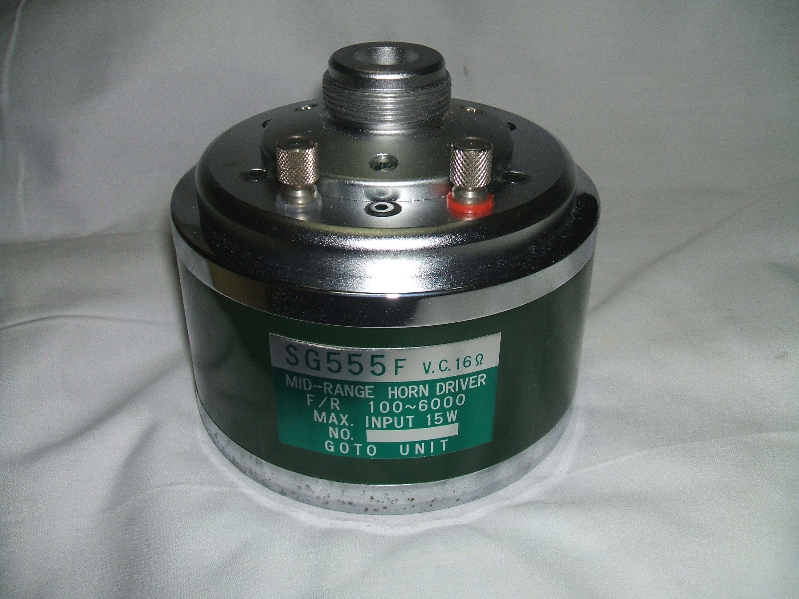 SG-555F 修理品