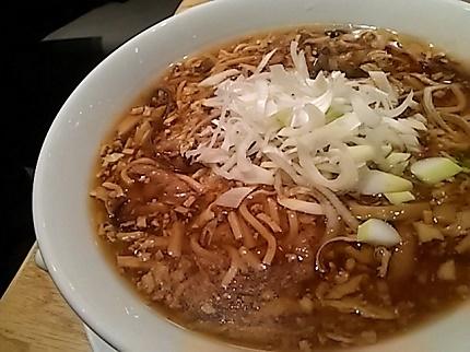 鼎泰豊 サンラータン麺