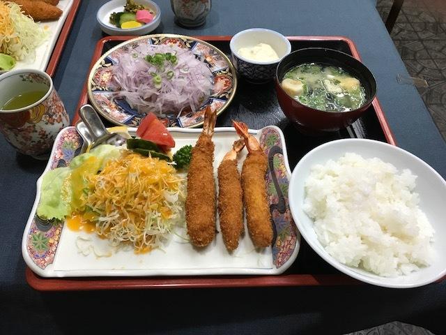 夕食20176301