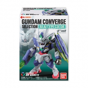 FW GUNDAM CONVERGE SELECTION [REAL TYPE COLOR]のパッケージ