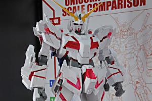 148 メガサイズモデル ユニコーンガンダム(デストロイモード)t