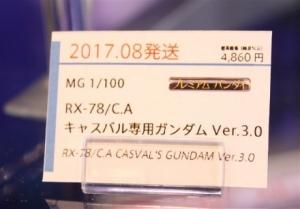 MG キャスバル専用ガンダム Ver.3.0 2
