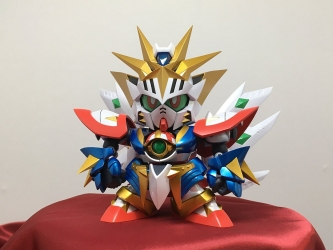 SDX 太陽騎士ゴッドガンダム1