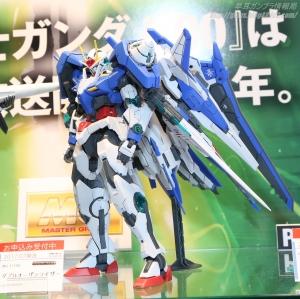 MG ダブルオーザンライザー 静岡ホビーショー2017 0308