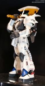 MG MS-06R-1A シン・マツナガ専用ザクII(カスタムタイプ) 静岡ホビーショー20170410