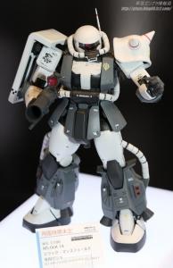MG MS-06R-1A エリック・マンスフィールド専用ザクII 静岡ホビーショー20170413