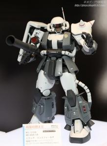 MG MS-06R-1A エリック・マンスフィールド専用ザクII 静岡ホビーショー20170412
