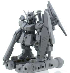 機動戦士ガンダム MOBILE SUIT ENSEMBLE νガンダム ヘビーウェポンセット3