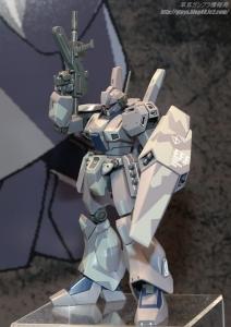 HGUC RGM-89D ジェガンD型(迷彩仕様) 静岡ホビーショー2017 0506