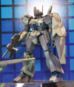 HGUC RGM-89D ジェガンD型(迷彩仕様) 静岡ホビーショー2017 0503