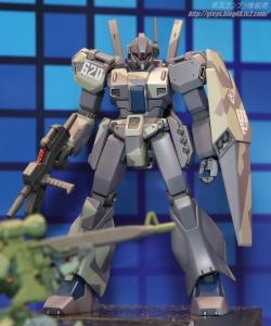 HGUC RGM-89D ジェガンD型(迷彩仕様) 静岡ホビーショー2017 0502