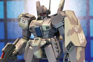 HGUC RGM-89D ジェガンD型(迷彩仕様) 静岡ホビーショー2017 05t