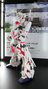 148 メガサイズモデル ユニコーンガンダム(デストロイモード)静岡ホビーショー2017 0708