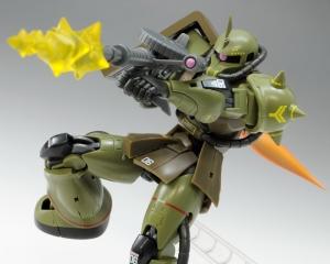 ROBOT魂 MS-06 量産型ザクver. A.N.I.M.E. ~リアルタイプカラー~ (2)