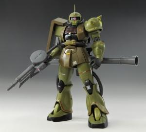 ROBOT魂 MS-06 量産型ザクver. A.N.I.M.E. ~リアルタイプカラー~ (1)